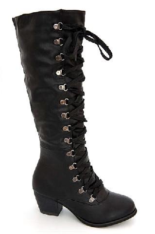 damen trachten stiefel lace up boots schuhe schn rstiefel dirndl lederhose ebay. Black Bedroom Furniture Sets. Home Design Ideas